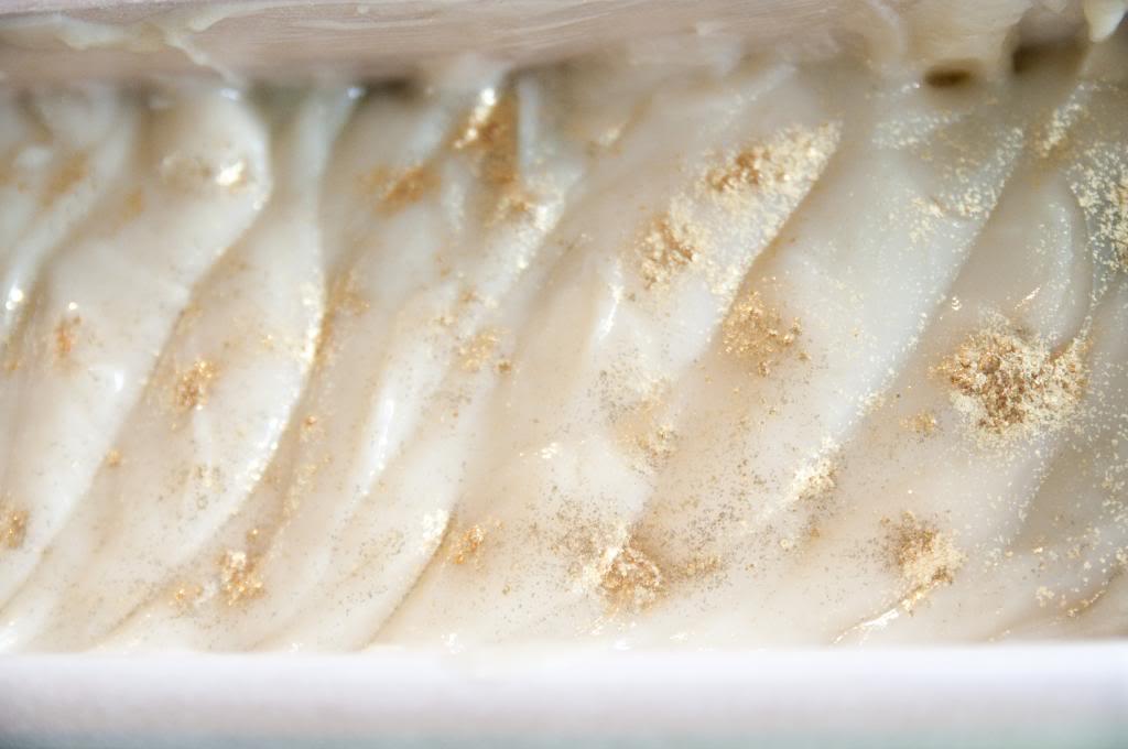 DIY swirl soap zeep