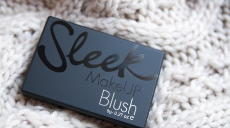 review sleek blush life's a peach