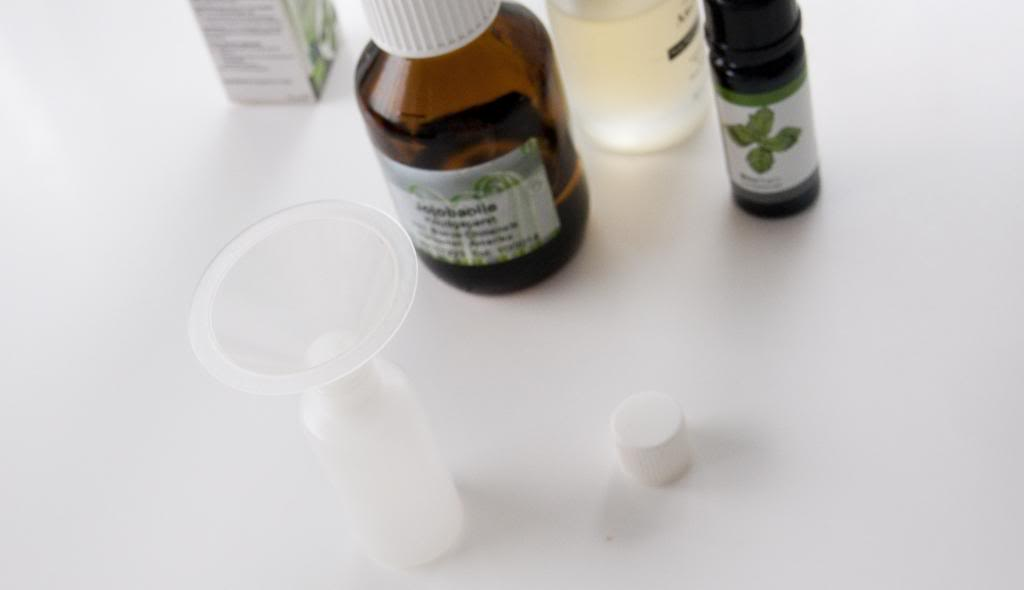 DIY face serum