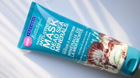 review freeman anti-stress mask dead sea minerals
