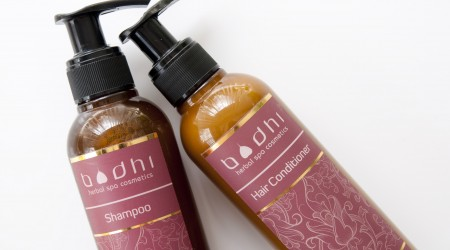 bodhi shampoo conditioner floral mixture