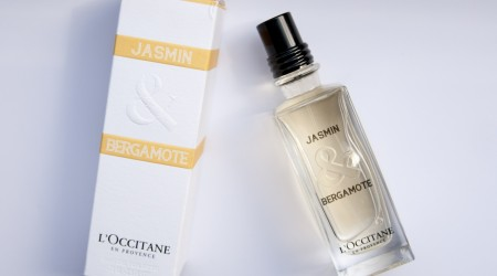 review l'occitane jasmin&bergamote