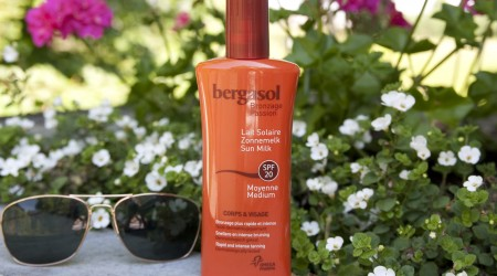 review bergasol zonnebrand