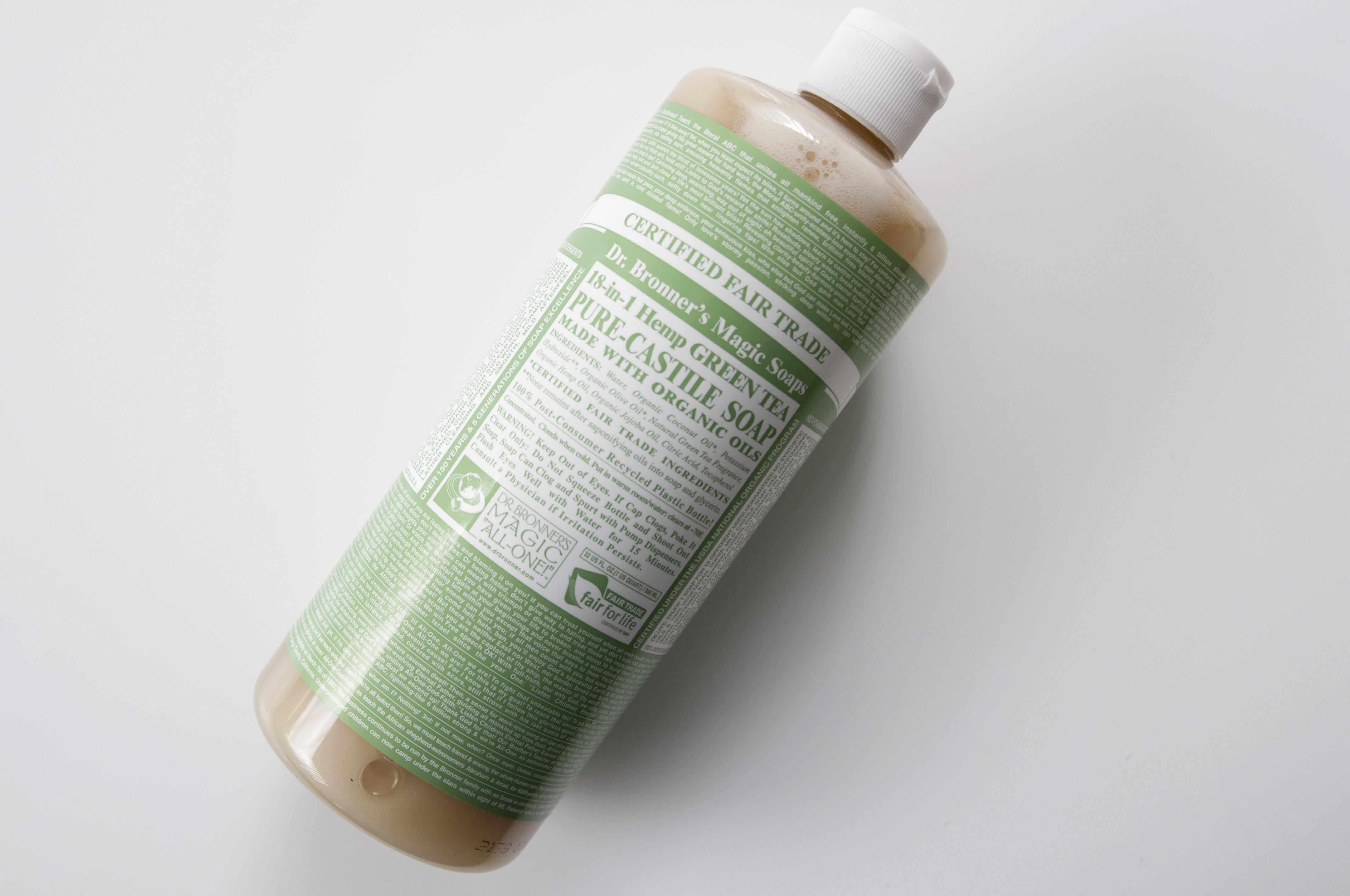 glycerine zeep maken