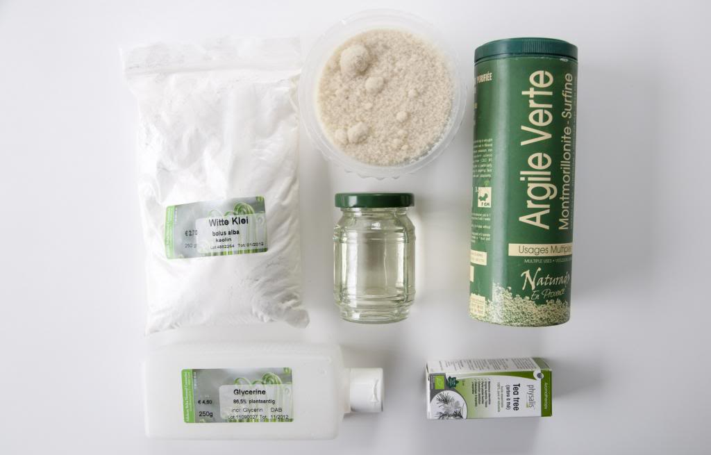 DIY lush angels on bare skin dupe