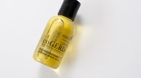review c/o Gerd harmonie massage oil