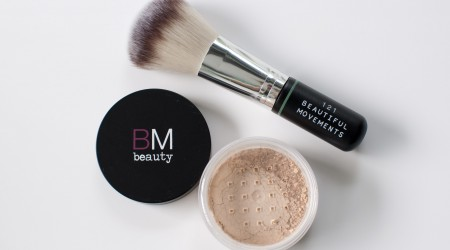 review BM beauty foundation en kwast