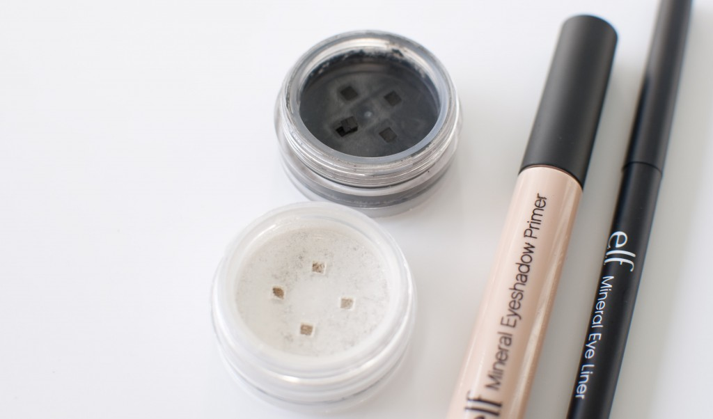 review ELF minerale oog makeup