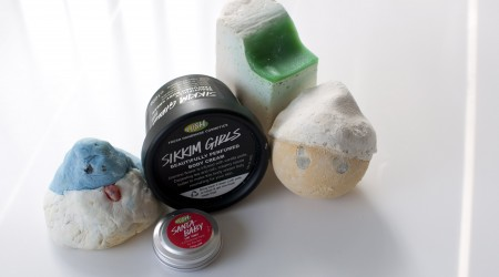 review Lush kerst 2013