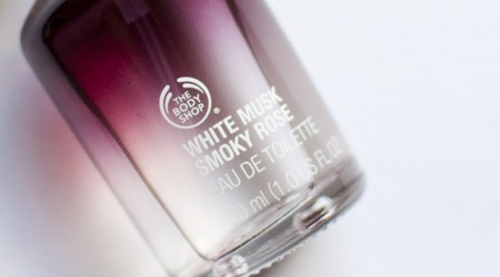review The body shop White musk smoky rose_1