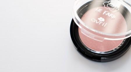 Review Avril blush fard a joues