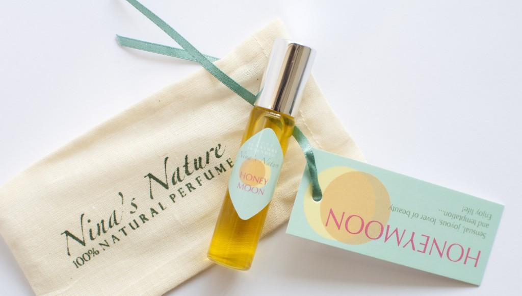 review nina's nature honeymoon natuurlijk parfum