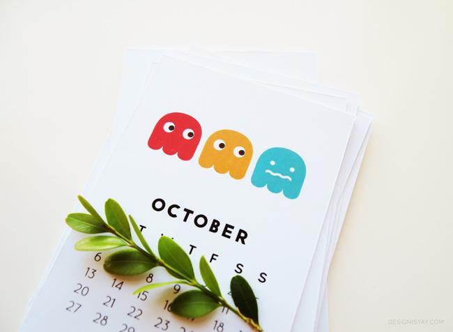 Calendar Inspiration 2014 : Diy inspiration calendars for zolea