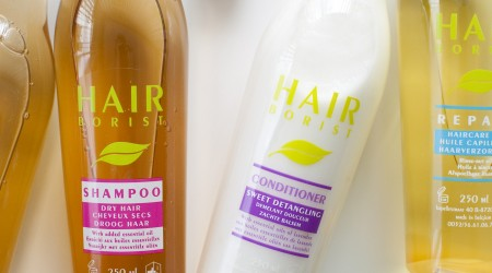 review hairborist shampoo conditioner