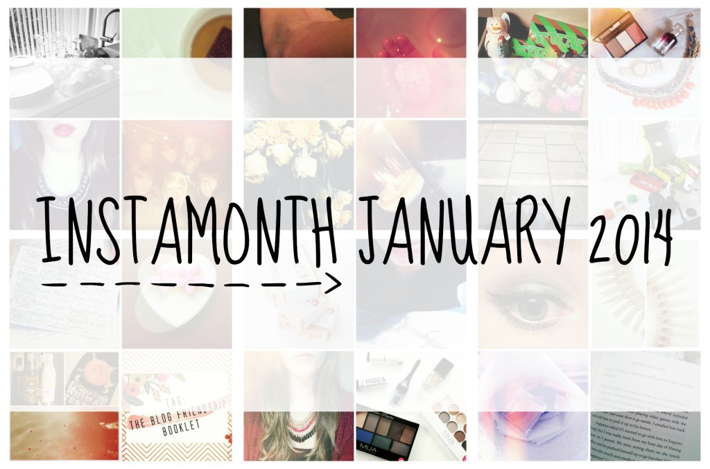 Instamonth january 2014