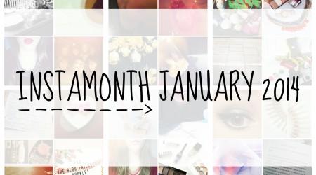 Instamonth january 2014