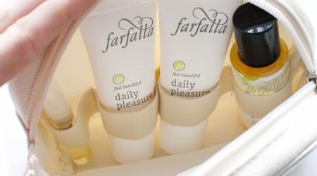 Farfalla Daily Pleasure review weekendset