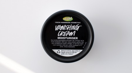 Review Lush Vanishing Cream