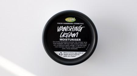 Review Lush Vanishing Cream