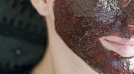 diy chocolate face mask