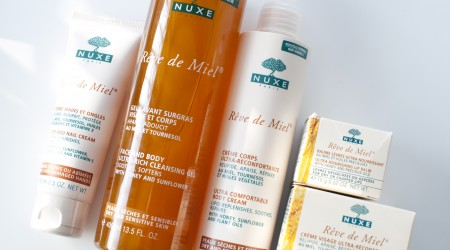 review Nuxe rêve de miel