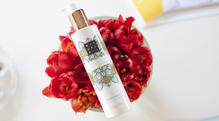 review rituals summer bliss caring shower oil