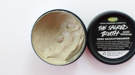review lush the sacred truth fresh face mask