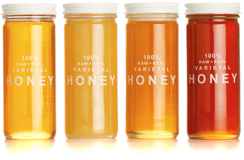raw honey skin honing huid
