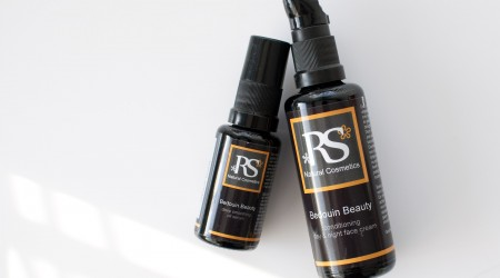 review RS natural cosmetics bedouin beauty