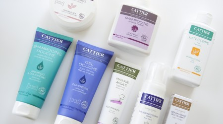 review cattier-paris shampoo douchegel