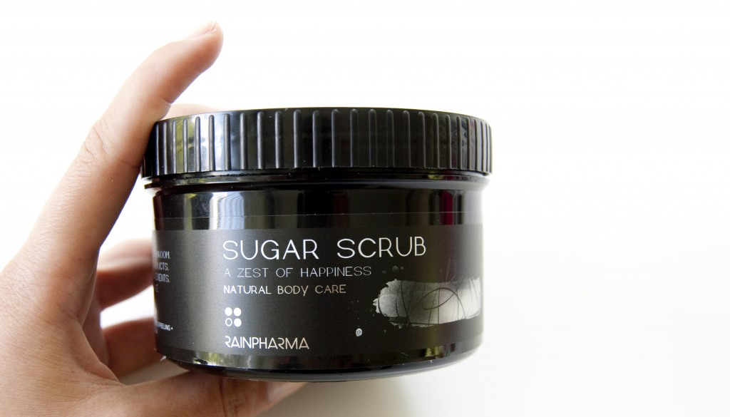 review rainpharma sugar scrub a zest of happiness