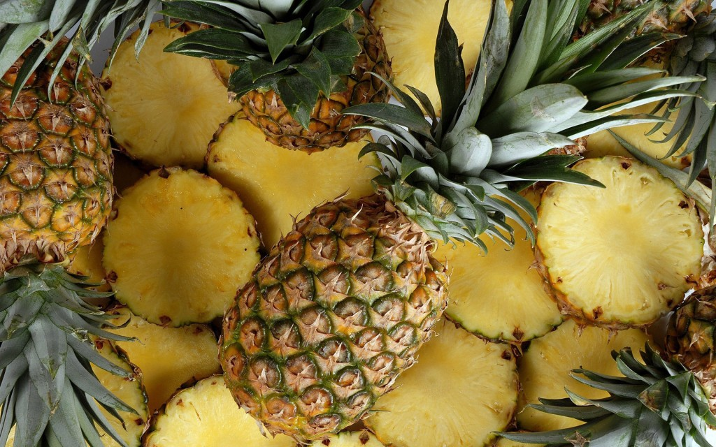 beauty food pineapple ananas skin all about