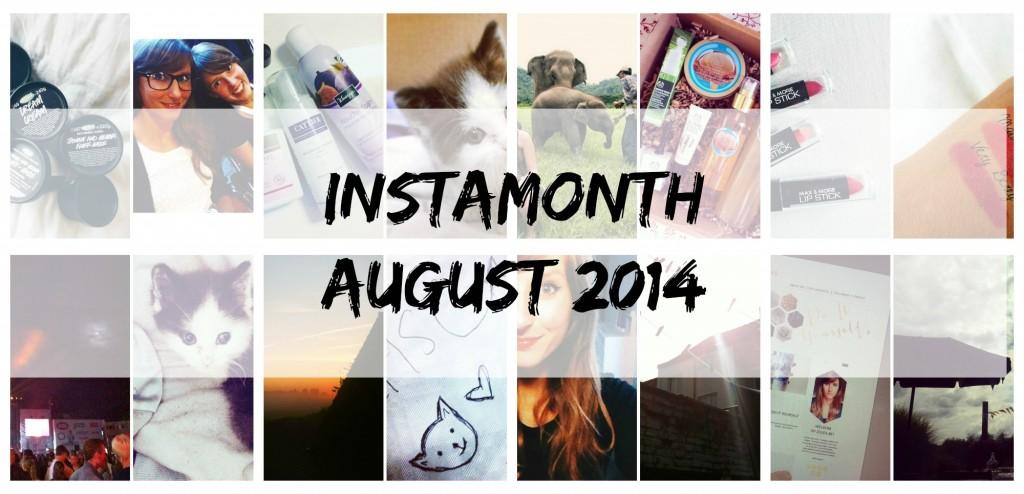 instamonth august 2014