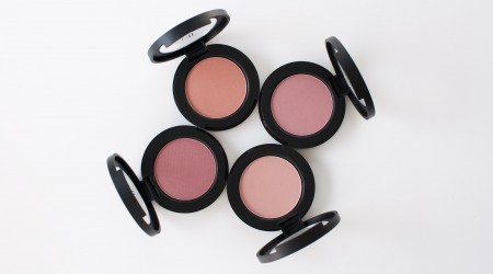 review ELF new mineral blushes eyes lips face