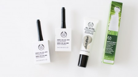 review the body shop eye liner brow definer youth concentrate instablur eyes
