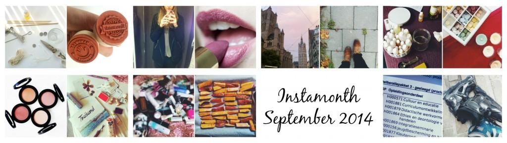 Instamonth September 2014
