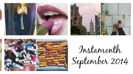 Instamonth September 2014