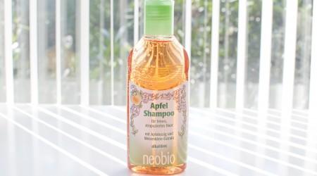 review NeoBio appelshampoo apfel shampoo