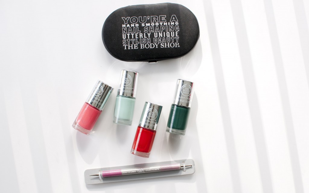 review The Body Shop Colour Crush Nagellak nail happiness