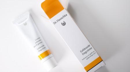 review dr hauschka gekleurde dagcrème