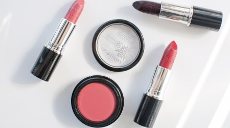review lavera lipstick lips and cheeks stain