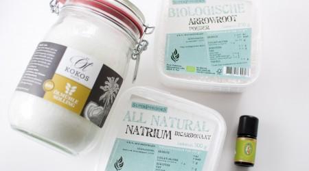 review deodorant zelf maken all naturals