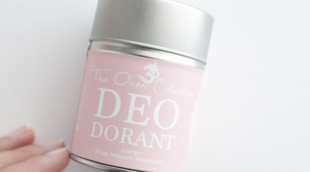 review the ohm collection deodorant jasmijn