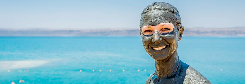 All about dead sea mud