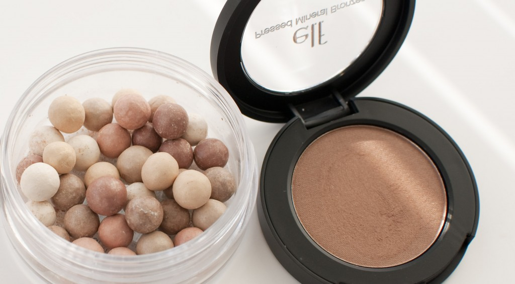 review elf mineral bronzer mineral pearls