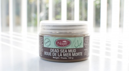 review Najel dead sea mud