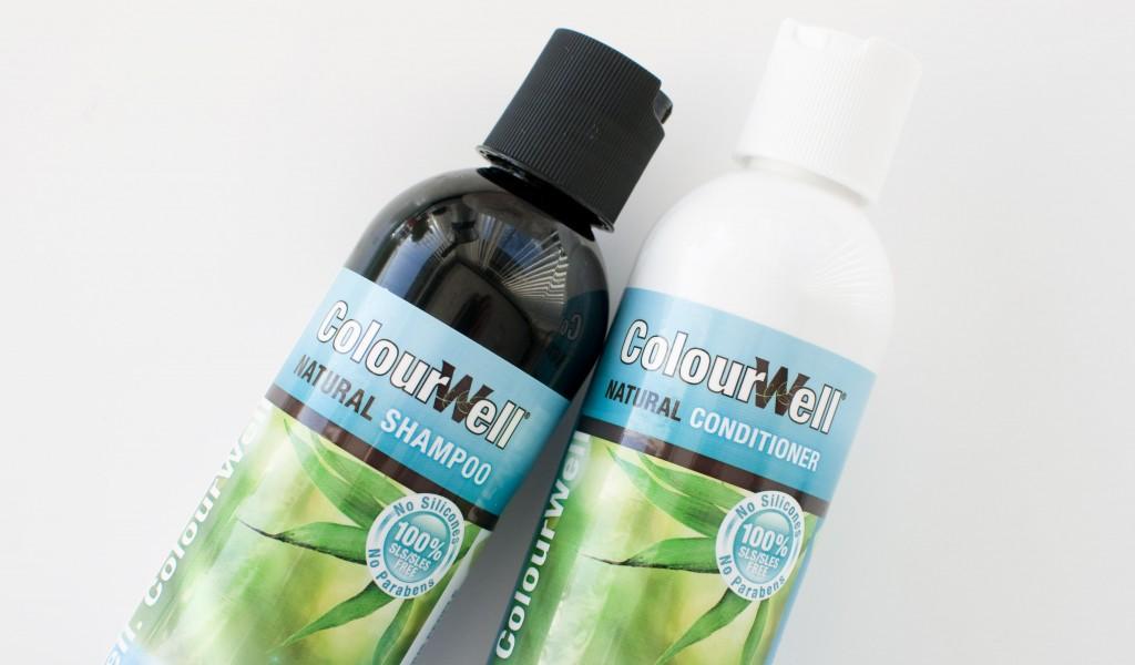 review colourwell shampoo conditioner