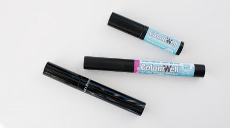 review mascara natuurlijk colourwell couleursdenoir black