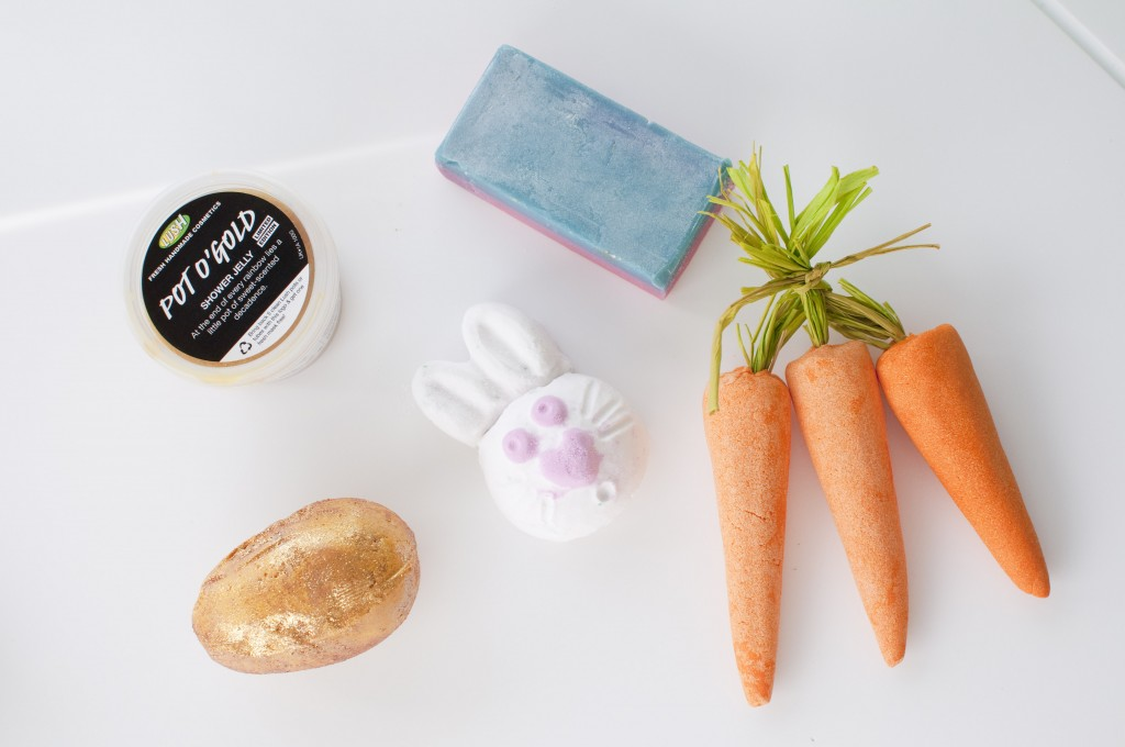 review lush easter pasen 2015