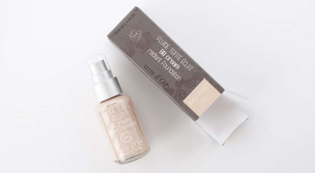 review terre d'oc bb cream foundation